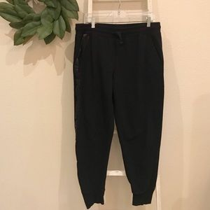 Fabletics Black Juilliard Jogger Sweatpants